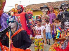 Carnival - São Luiz do Paraitinga, SP Brazil Culture, African, Nice Photos, Carnival