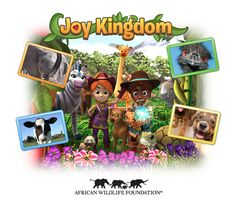 We're excited to announce our partnership with Joy Kingdom, the new, free Facebook game that helps animals in the real world!     We'll let you know when African Wildlife Foundation is in the game, so you can play to help animals in Africa.
