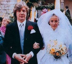 Prince Ernst August of Hannover and his first wife Chantal Hochuli, who married in 1981 and divorced in 1997.