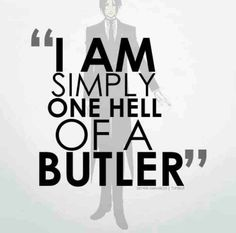 black butler quotes - Google Search