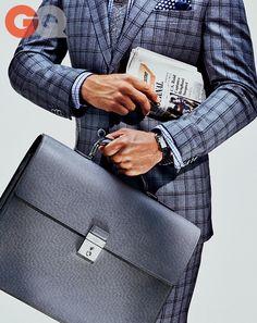 The bolder briefcase.
