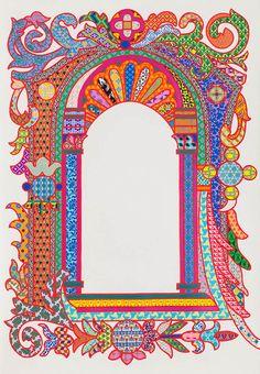 Desenho de Carolina Ponte