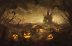 Halloween 2012 by jcbarquet.deviant... on @deviantART