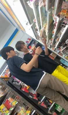 Jaehyuk and Junghwan spotted at convenience store You Are My Treasure, Treasure Boxes, Boyfriend Material, Wallpaper, Boy Groups, My Idol, Fangirl, Kpop, My Love