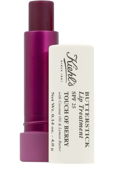 Kiehl's BUTTERSTICK SPF25 Touch of Berry