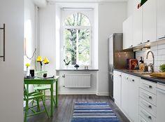 kitchen//white- colours..