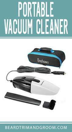 Portable vacuum cleaner can be a great gift for Christmas or birthday. Ideal present for your men and husband boyfriend dad grandpa boyfriend. Care Skin Condition and Treatment Oil Makeup Best Gifts For Men, Gifts For Mum, Great Gifts, Portable Vacuum Cleaner, Car Vacuum, Gift Ideas Diy, Beard Accessories, Best Small Cars, Christmas Gifts For Coworkers
