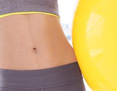 Swiss Ball - Shrink Your Belly In 14 Days