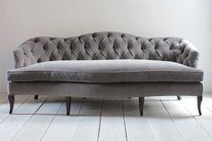 High Quality Tufted Back Sofa