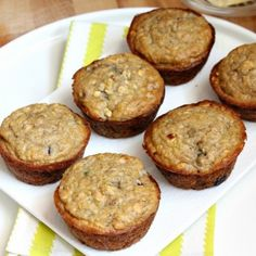 Quinoa Powerhouse Muffins Recipe Breakfast and Brunch with applesauce, vanilla, honey, skim milk, nonfat greek yogurt, sugar, peanut butter,…