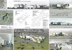 МУЗЕЙ ЗВУКА в г.Екатеринбурге: архитектура, зd визуализация, 2 эт | 6м, постмодернизм, музей, художественная галерея, 500 - 1000 м2, фасад - штукатурка, каркас - ж/б, здание, строение, архитектура #architecture #3dvisualization #2fl_6m #postmodernism #museum #artgallery #500_1000m2 #facade_plaster #frame_ironconcrete #highrisebuilding #structure #architecture arXip.com
