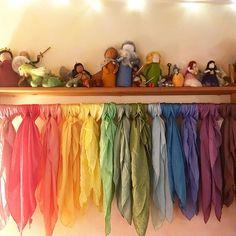 How we implement the principles of Maria Montessori in our home. Montessori Room, Maria Montessori, Waldorf Playroom, Cedar Room, Waldorf Kindergarten, Room Setup, Classroom Inspiration, Baby Decor, Nursery Room
