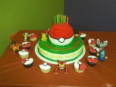 1000 Images About Pokemon Cake On Pinterest