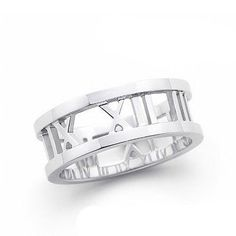 Tiffany & Co Atlas Open Ring  I have a bracelet that almost matches this that I love.