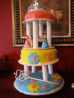 Princess Cake cakepins.com