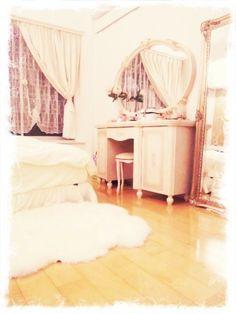ベッドルーム♪