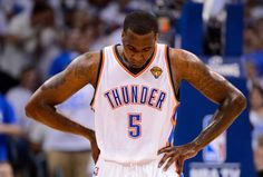 How long do you think Perkins will be with the Thunder???