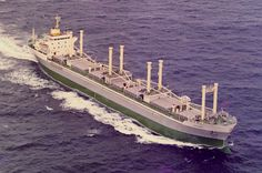 built in spain, 1972. did spain-netherlands-turkey on her sister, erzurum, in 1972