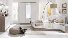 Łóżko Liverpool producenta New Elegance. Bed Storage, Storage Spaces, Bedroom Bed, Bedroom Decor, Oak Bed Frame, Oak Beds, Liverpool, Modern Bedroom Furniture, Minimalist Bedroom