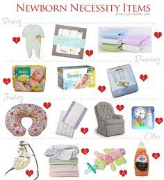 Tall Mom tiny baby: 16 Newborn Necessities: Baby Must Have Items ...