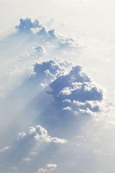 looks like heading for heaven!