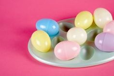 This website has ideas on what to fill the Easter eggs with for toddlers, older kids, and adults!