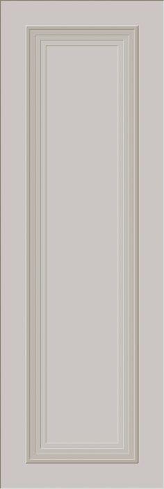 PLISSÉ: Velur Gris - 25x75   (pb)cm. | Wall Tiles - White Body | VIVES Azulejos y Gres S.A.