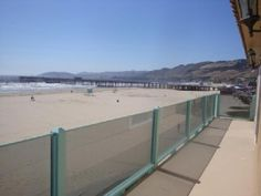 Location Location!  Beachfront, Oceanfront Pismo Beach CondoVacation Rental in Pismo Beach from @homeaway! #vacation #rental #travel #homeaway