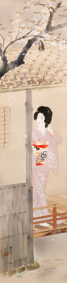ITO Shinsui (1898~1972), Japan