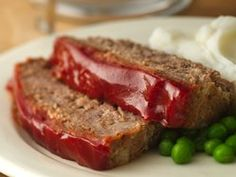 Gluten Free Glazed Meat Loaf recipe from Betty Crocker