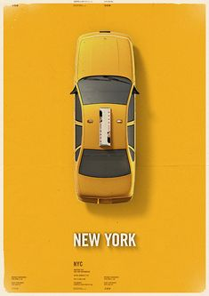 Citycabs: Yellowcab from New York City, current taxi fare information is also displayed on the bottom, Antrepo Design Industry New York Taxi, New York City, Deco New York, Trends Magazine, Best Iphone Wallpapers, I Love Ny, Creative Advertising, Guerrilla Advertising, Ads Creative