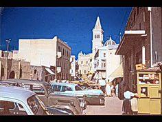 شارع هايتي في الستينات طرابلس ليبيا