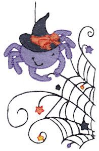 Embroidery | Free Machine Embroidery Designs | Bunnycup Embroidery | Halloween Fun