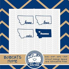 Montana pattern use the printable outline for crafts creating montana state outline bobcats svg dxf eps cricut files by svgtree solutioingenieria Choice Image