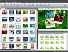 SlideShow for YouTube es un software gratuito, compatible con Windows, para crear impresionantes vídeos y publicarlos directamente en YouTube.