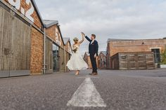I'm delighted to be able to share Chris & Kirsty's Paintworks wedding photos in Bristol. An awesome day with lovely people. Bristol Uk, Mj, Bride Groom, Wedding Photos, Wedding Photography, Weddings, Portrait, Space, Travel