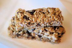 Sarah Bakes Gluten Free Treats: gluten free peanut butter granola bars
