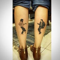 IT'S NOT FICTION.... IT'S PURE GROOVE.... Love Tattoo Parlour...