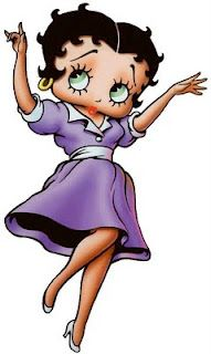 Lost one of my sisters several years ago.  Her name was Bettie and I often called her Betty Boop.  I never see a caricature of Betty Boop without thinking of her.