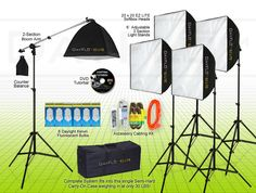 Dayflo Lighting - Film, Video and Photography Lighting