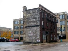 Ghost Sign - Racine Wisconsin | Flickr - Photo Sharing!