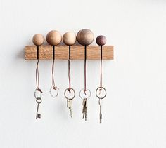 key holder design by Anne Stensgaard for Bolia