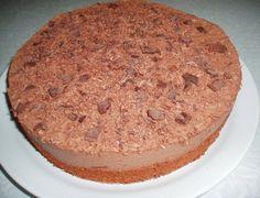 Воздушный торт с шоколадным муссом «Дюраселл»