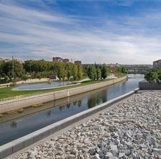 Madrid Río, Veronica Rudge Green Prize in Urban Design