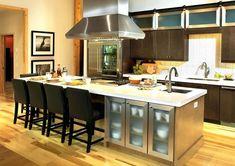 Small Kitchen Designs with island  #smallkitchencabinets #smallkitchenfloorideas #smallkitchenislandwithseating #smallkitchenjars #smallkitchenvacuum #smallquaintkitchens