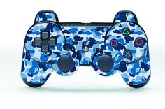 Army Jungle Cool Skin Sticker Cover Parts for PS3 Controller Playstation 3 Games #UnbrandedGeneric