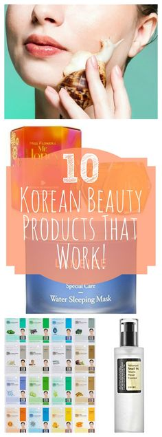 I have found the cure for under eye bags and it is - snail mucus!!! I have recently been introduced to Korean beauty products, or KBeauty. Essentially the Korean Beauty routine is a 10 step skin care regimen. You don't have to do all 10 steps, sometimes I only do a couple. BUT, the point is, these products have eliminated my under eye bags. Completely gone. I feel like shouting from the rooftops about snail mucus! And by rooftop I really mean my mom group on Facebook! These products are a...