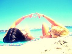 <3 I hope Kayla gets a besty to do things like this with :)