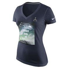 NFL Jersey's Men's Seattle Seahawks Fan 12 Nike College Navy Team Color Limited Jersey