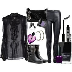 """GothDollys World"" by goth-dolly on Polyvore"